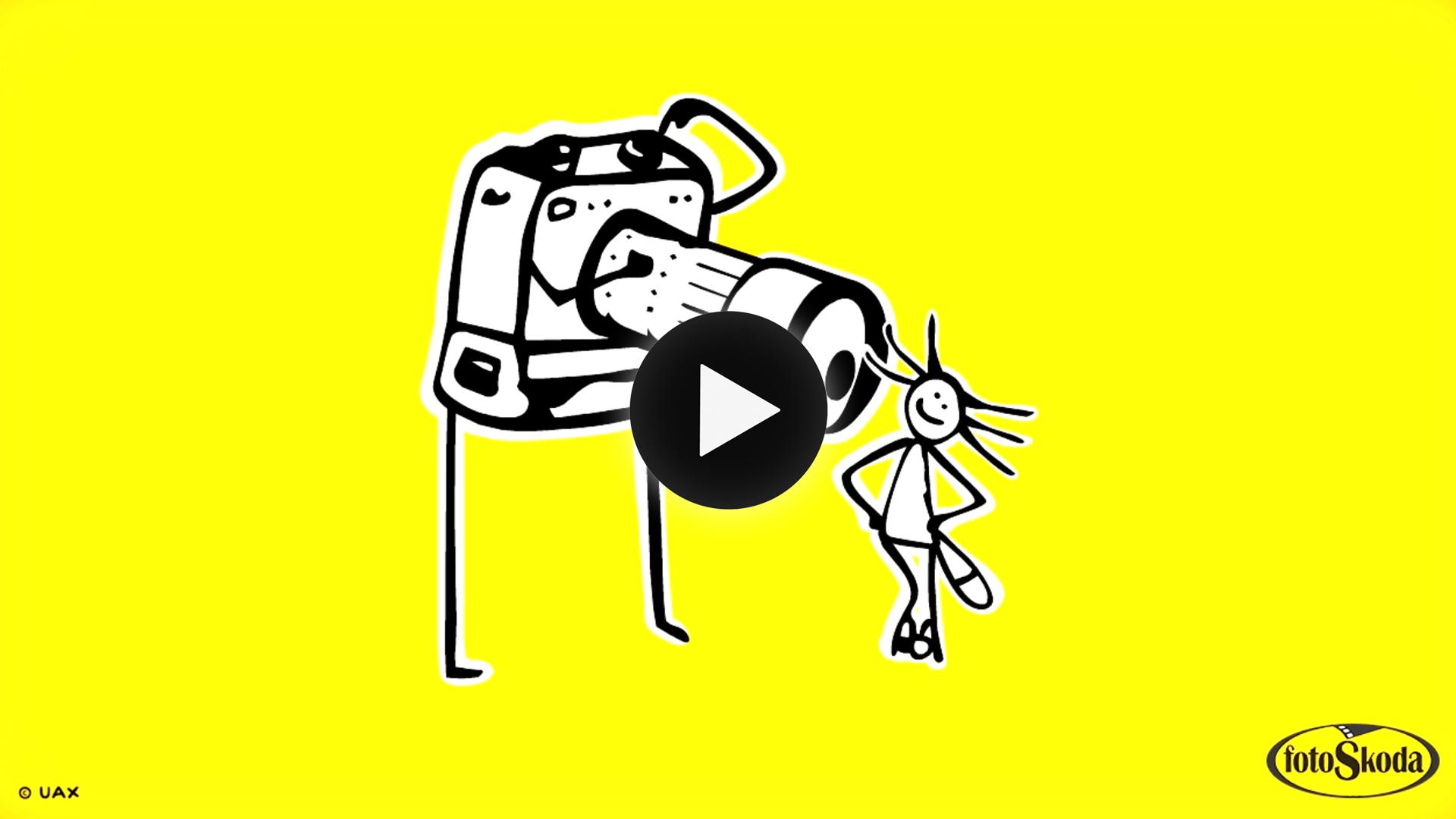 animace Fotoškoda