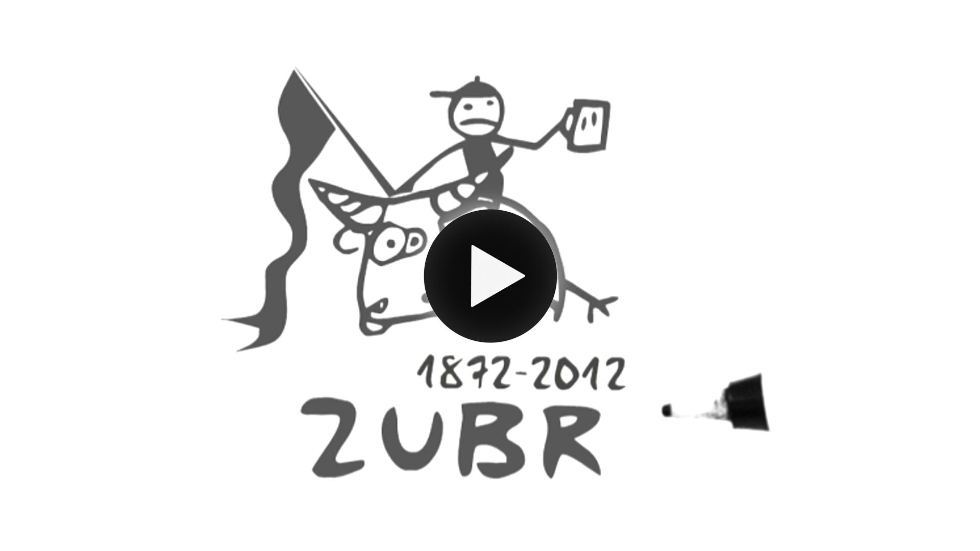 animation ZUBR
