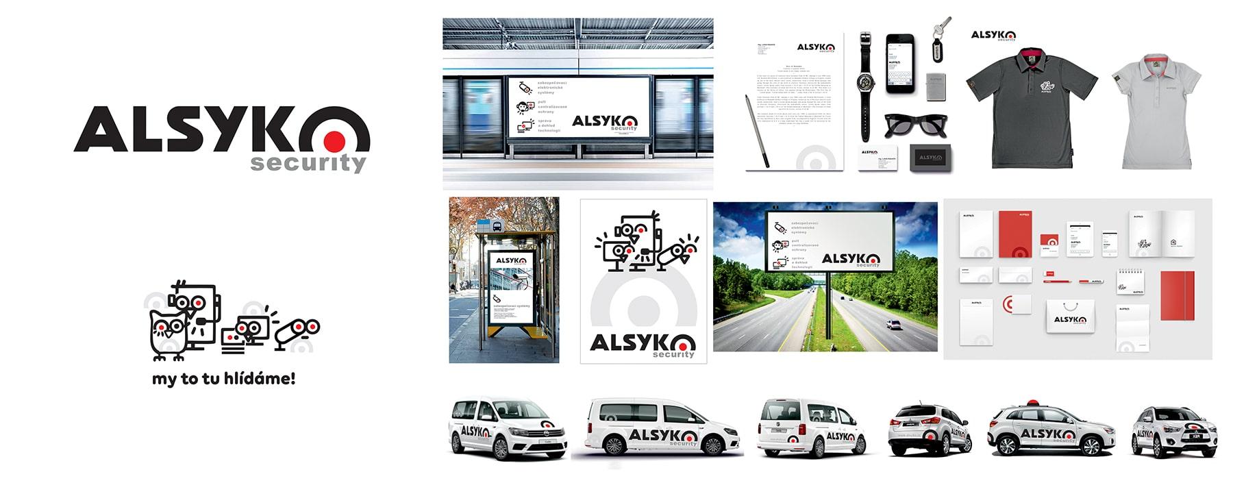 corporate identity Alsyko