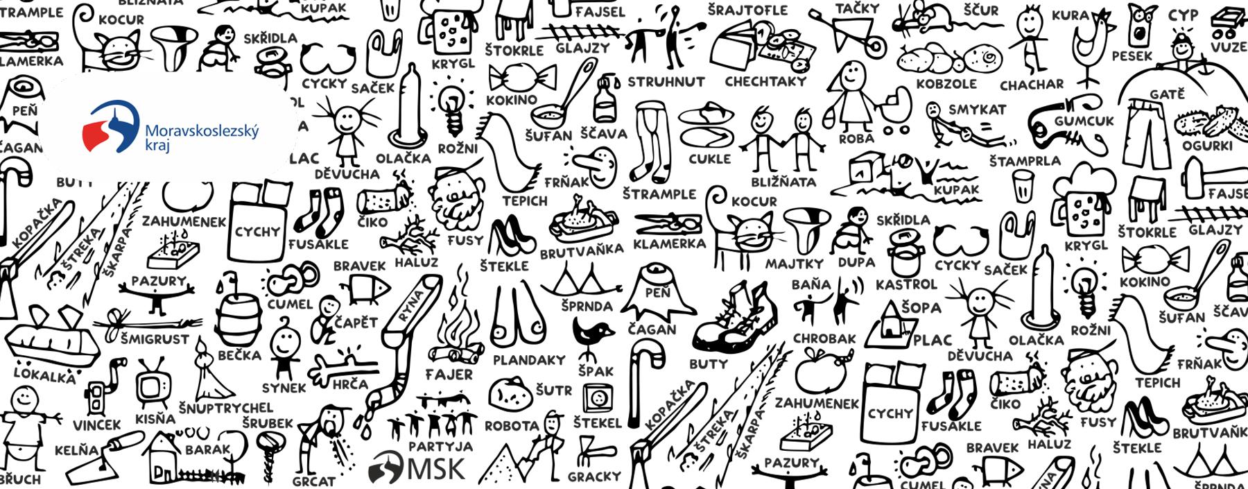 doodles Moravskoslezský kraj