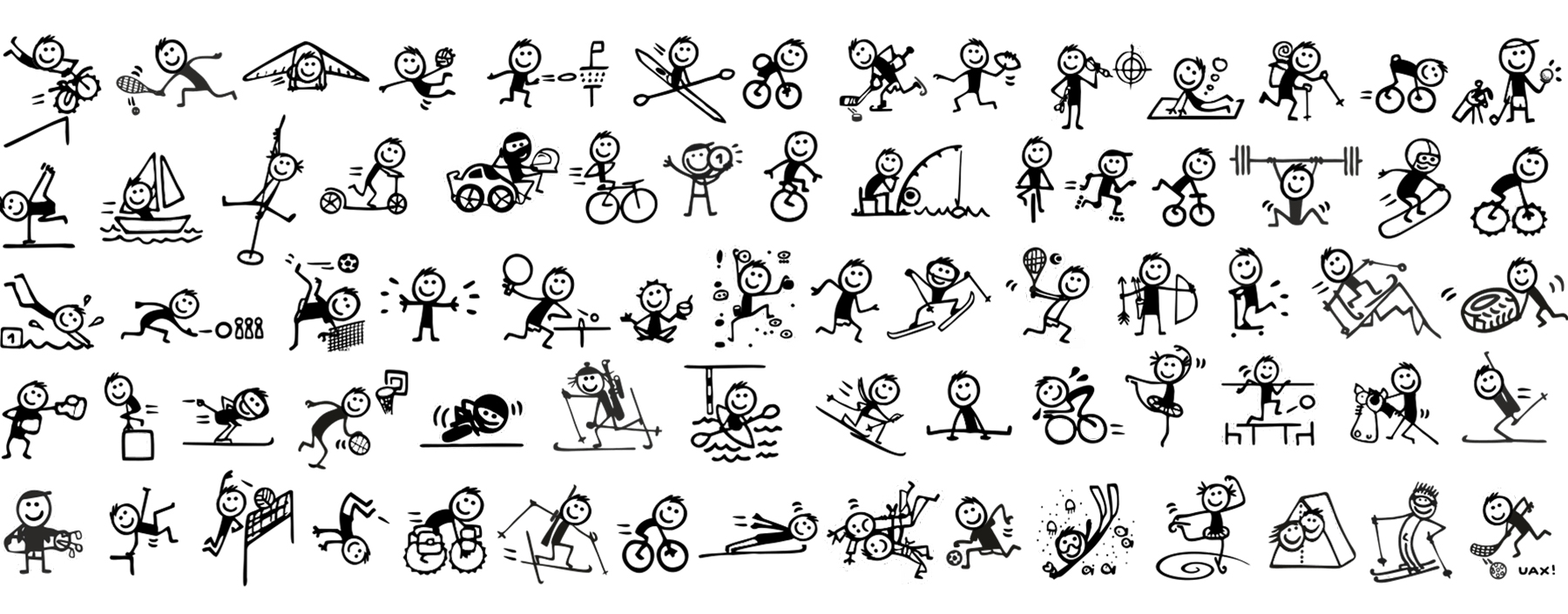 doodles UAX sport
