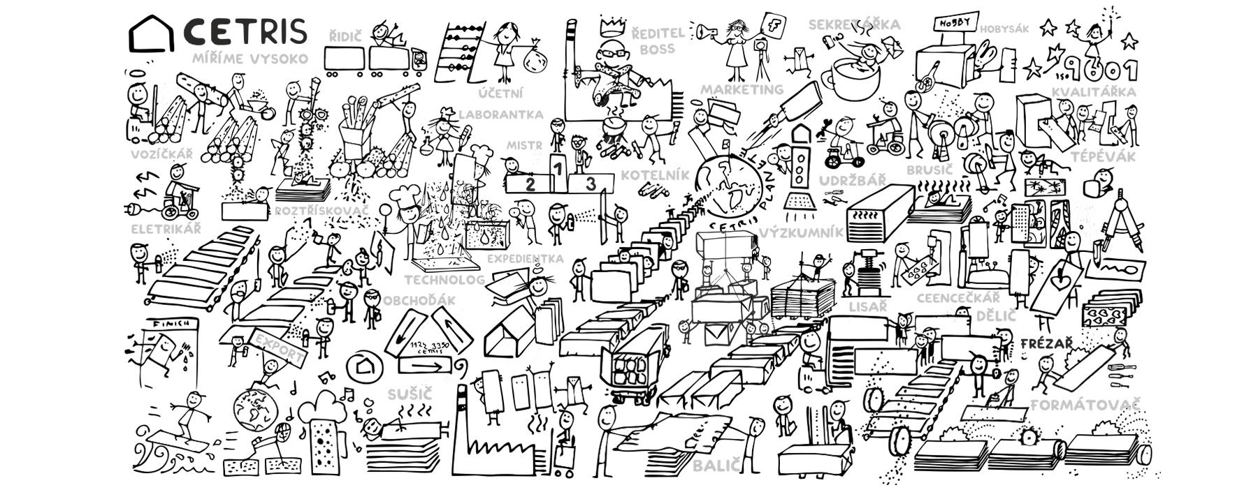 doodles Cetris