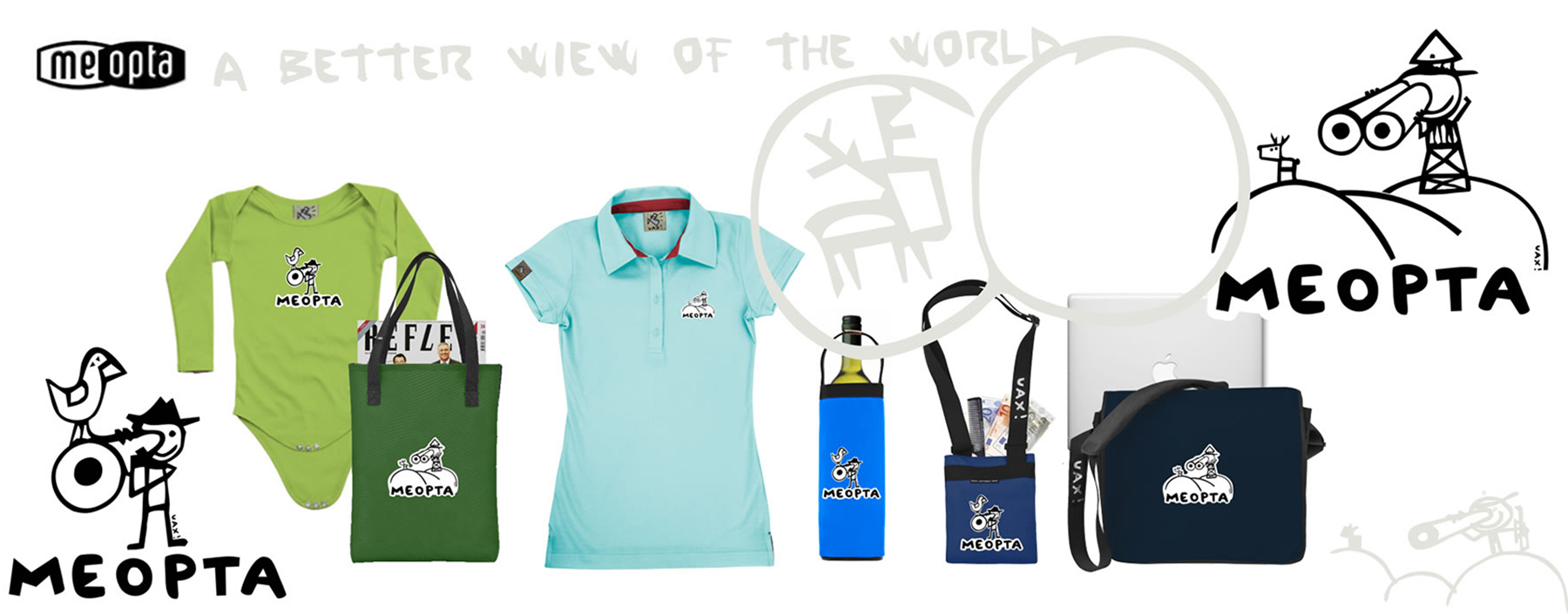 uax<sup>®</sup> promotional gifts Meopta