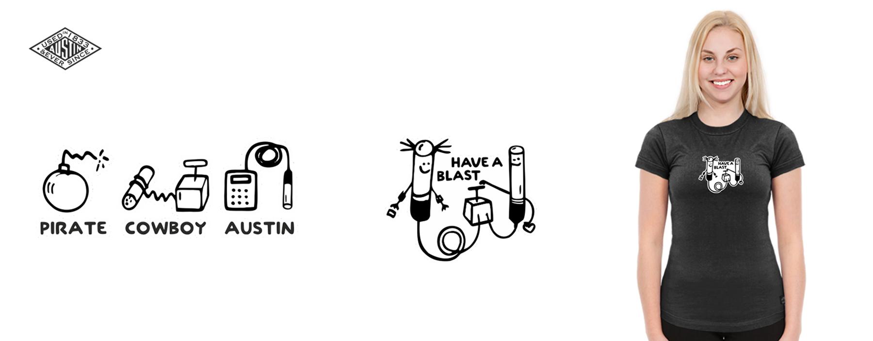 uax<sup>®</sup> propagační dárky Austin Detonator